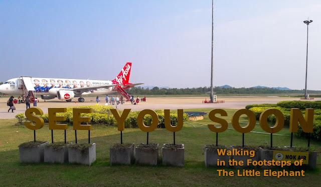 Nan Nakhon Airport (NNT) in Nan - Thailand