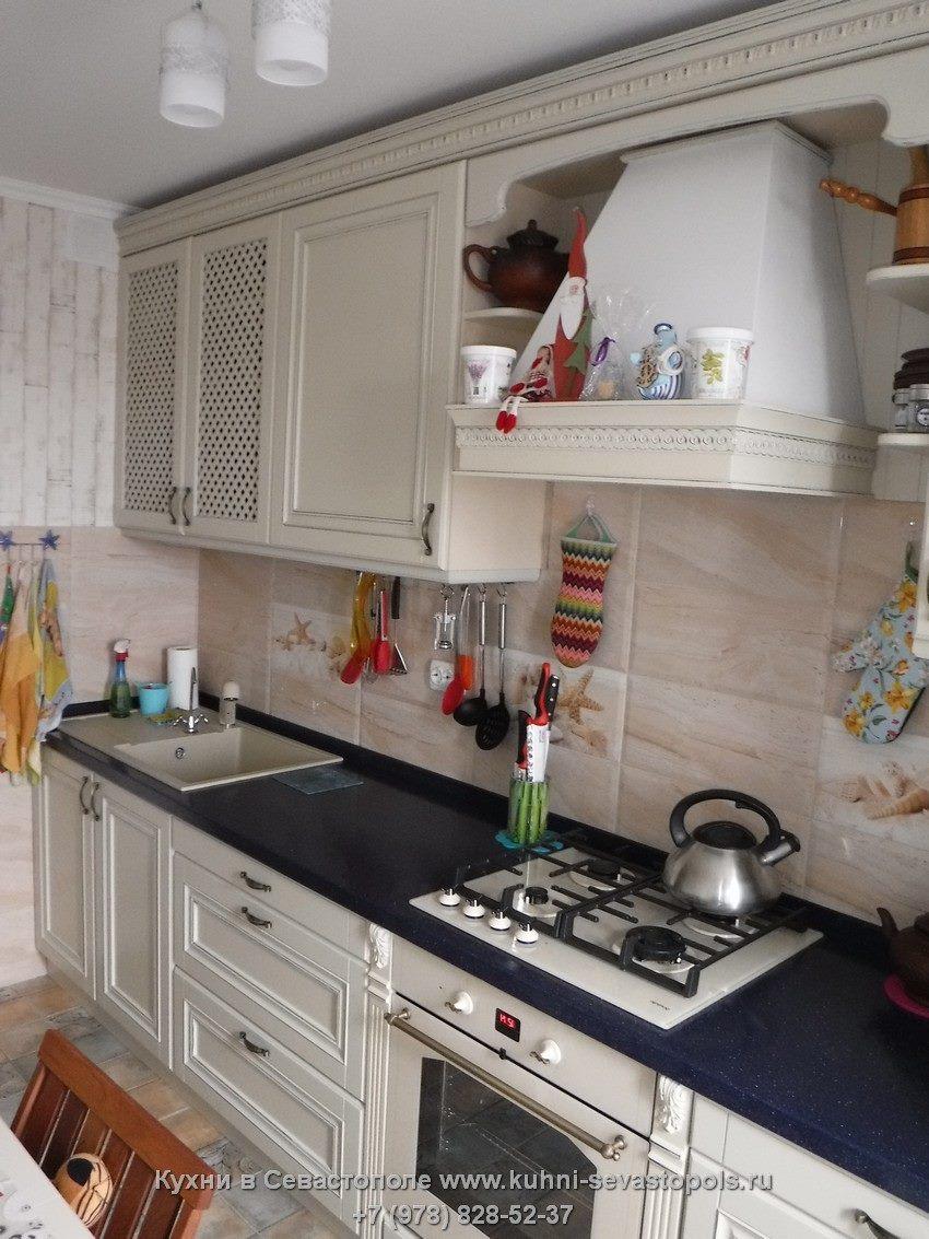 Кухни из массива дерева фото Севастополь