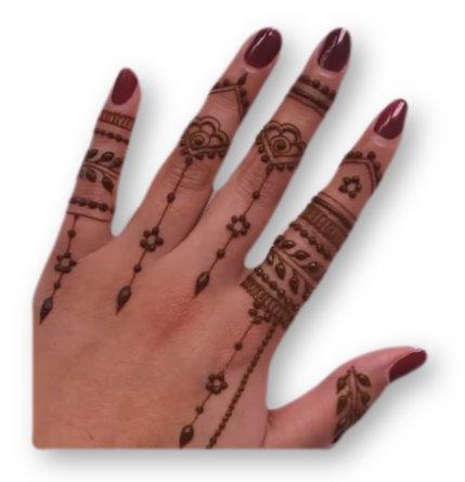 20 Special Finger Mehndi Designs Latest Easy Simple Unique More