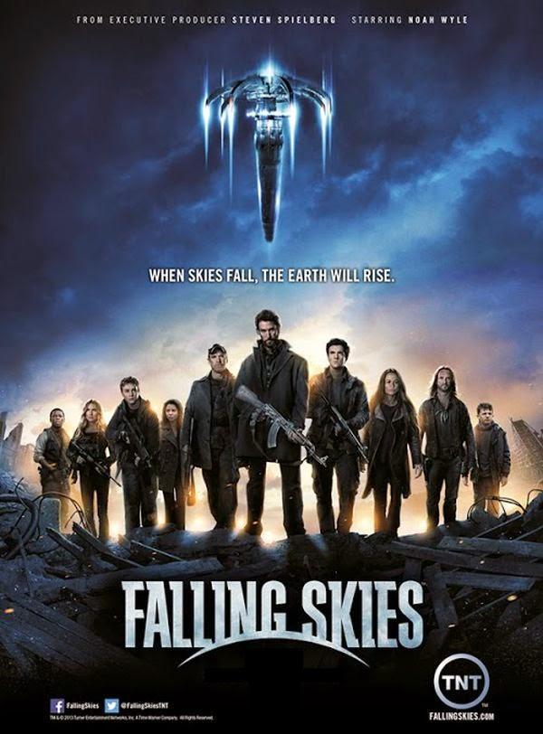 Fangs For The Fantasy: Falling Skies, Season 4, Episode 1