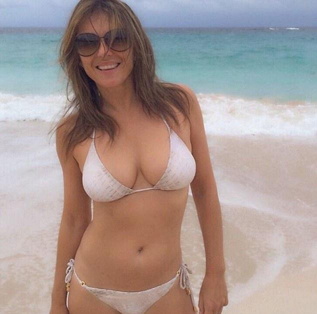 Marie Claude Bourbonnais Hot