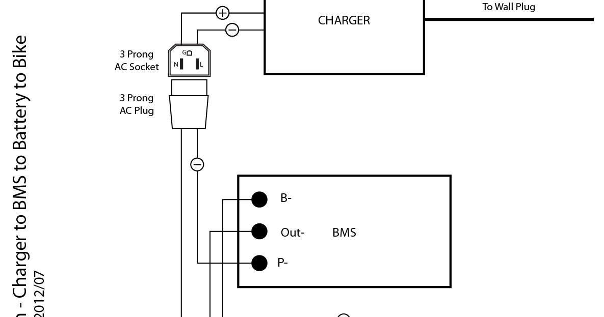 Andr01d Make E Bike Updated Battery Amp Wiring Diagrams