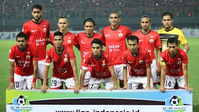 Daftar Skuad Pemain Persija Jakarta Terbaru 2017