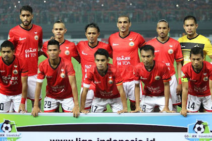 Daftar Skuad Pemain Persija Jakarta (2020) Terbaru