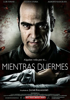 Mientras duermes (aka Sleep Tight) (2011)