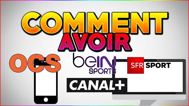 [ARTV + TUTO] : Bein sport, Canal +, SFR sport, OCS 100% GRATUIT sur votre Ordinateur