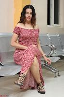 Diksha Panth in a Deep neck Short dress at Maya Mall pre release function ~ Celebrities Exclusive Galleries 082.JPG