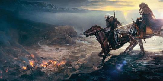 Jeux Vidéo, The Witcher 3 : Wild Hunt, Bandai Namco Games, CD Projekt, Critique Jeux Vidéo,
