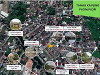 Tanah Kavling Dijual di Palembang Komplek PHDM Patal -PUSRI
