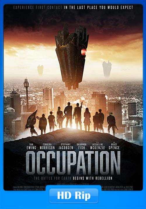 Occupation 2018 720p WEB-DL x264 | 480p 300MB | 100MB HEVC Poster
