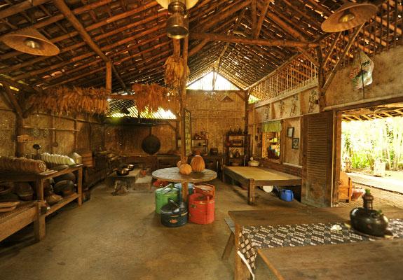 Dapur Rumah Jawa Kreasi Rumah
