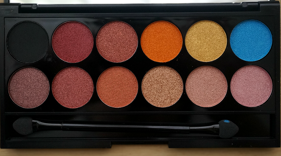 Sleek MakeUp iDivine Palette in Sunset