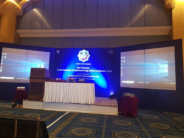 SAARC conference Nepal