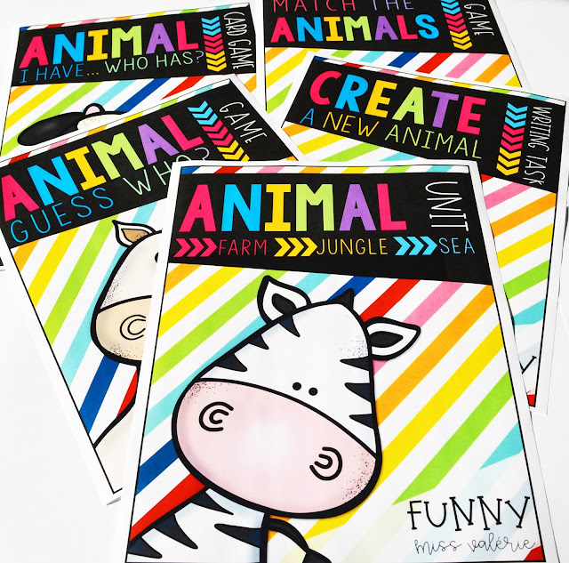 https://www.teacherspayteachers.com/Product/Animal-BUNDLE-3626769