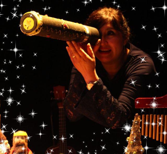 Hilda Cristy Cuentos sonoros para ver y sentir