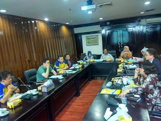 ILMCI Group dan Sigong Media (Korea Selatan) Menyampaikan Audiensi Kepada Direktur Pembinaan Pendidikan Anak Usia Dini,