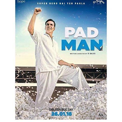 Pad Man movie in hindi download 720p