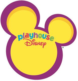 playhouse de disney para imprimir