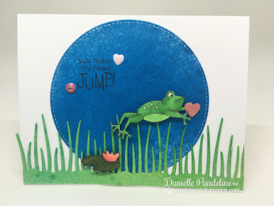 Hoppy Days | Newtons Nook Designs | Created by Danielle Pandeline