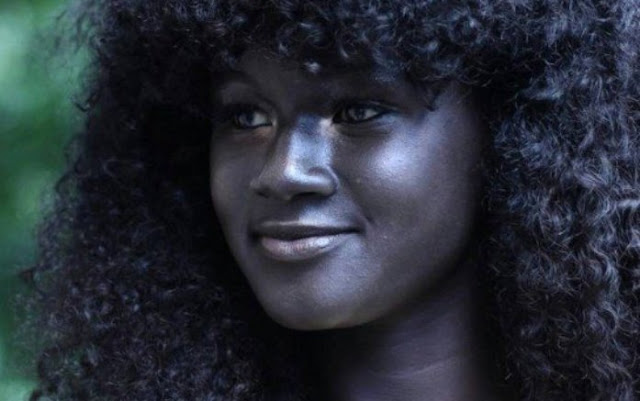 Khoudia Melanin, Model Internasional Asal Senegal