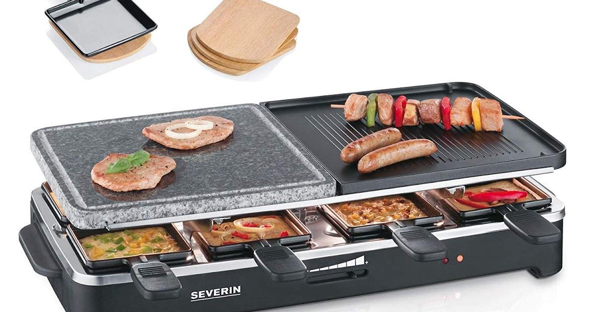 Severin Elektrogrill Idealo : Philips senseo kaffeepadmaschine: severin raclette partygrill mit