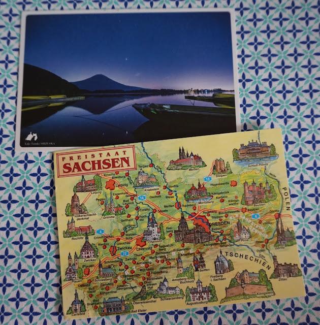 carte postale, postcard, allemagne, japon, postcrossing, bullelodie