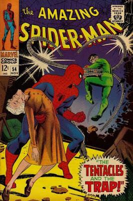 Amazing Spider-Man #54, Dr Octopus