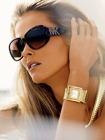 Desejo do dia - Acessórios Micheal Kors - Óculos e relógio