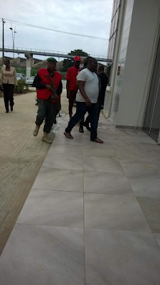 Photos: Court remands former NDDC official in prison for N3Billion scam