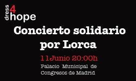 Concierto solidario por Lorca