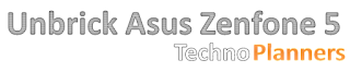 Unbrick Asus Zenfone 5 with PC
