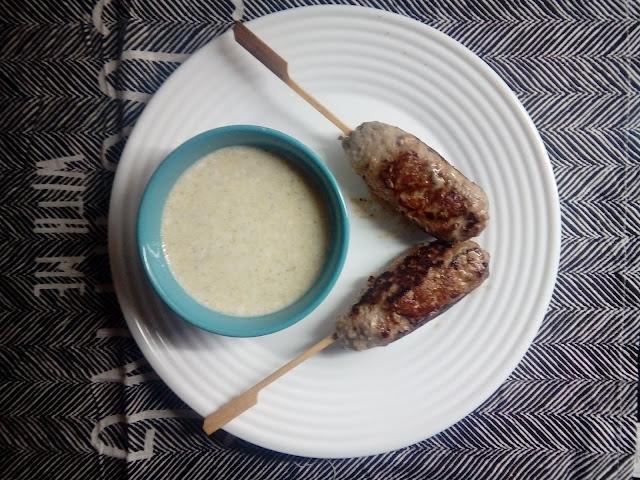 Kabab mashwi o kafta