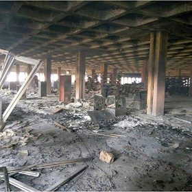 University of Jos students whose exam scripts got burnt in Library inferno to rewrite their papers