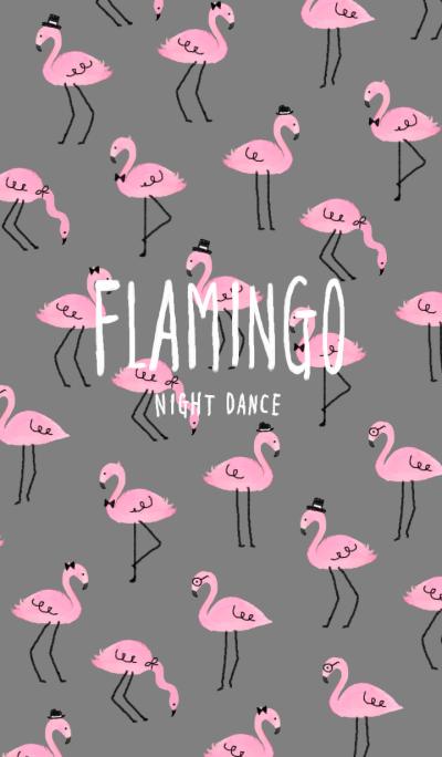 Happy Flamingo --Night Dance--