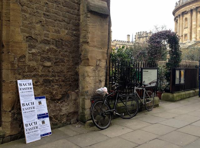 Actividades culturales Oxford