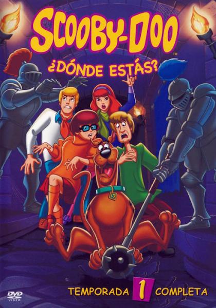 Scooby Doo, ¿dónde estás? Serie Completa Español Latino