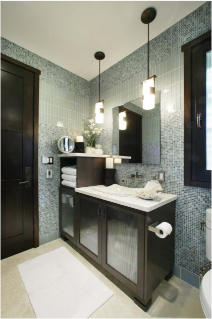 Modern bathroom design ideas room design ideas for Bathroom ideas 3 4