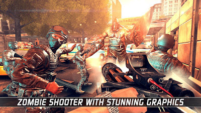 UNKILLED MOD (Unlimited Bullets) APK + OBB Download