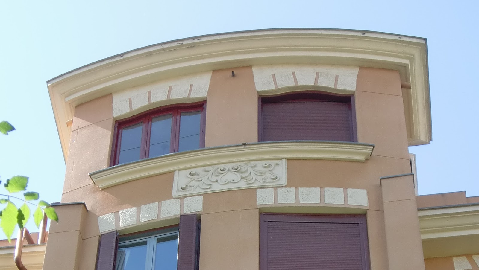 Madrid art dec fern ndez de los r os 23 for Arquitectura franquista