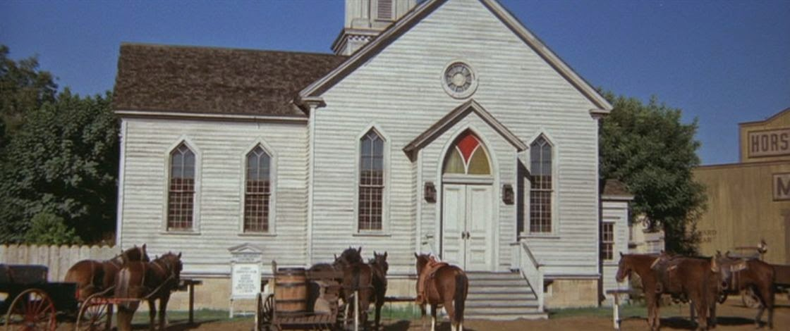 Filming Locations of Chicago and Los Angeles: Blazing Saddles