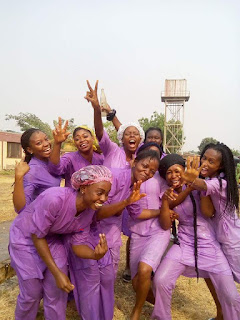 Celebration in School of Nursing Abuja