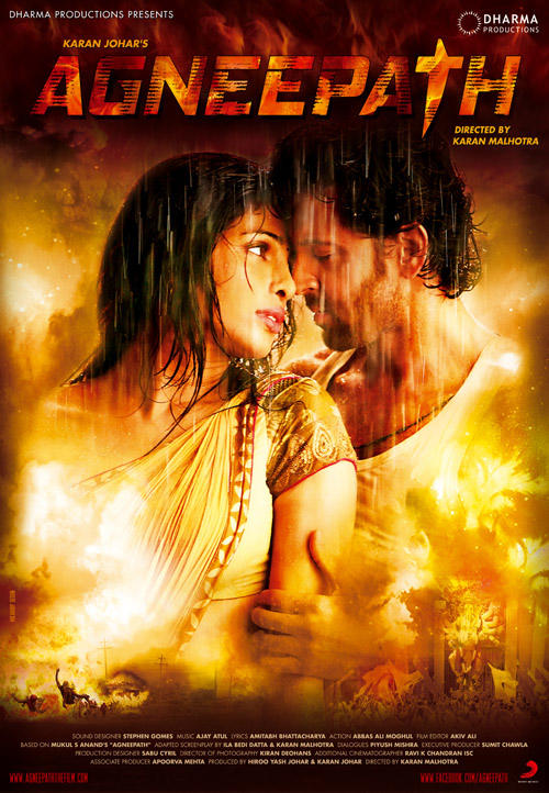 Agneepath (2012) Hindi 720p BluRay x264 1.3GB Free Download