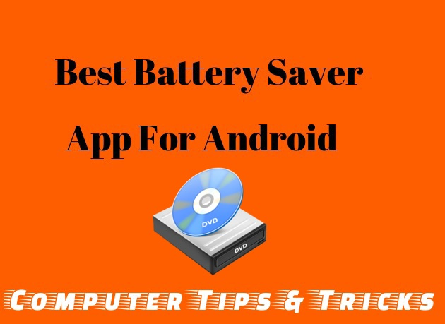 mobile battery saver