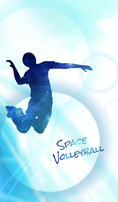 Space Volleyball