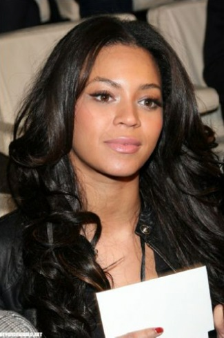 Beyonce Long Black Hair