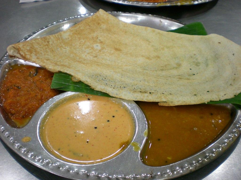 Warisan Tradisional: Makanan Tradisi Kaum India