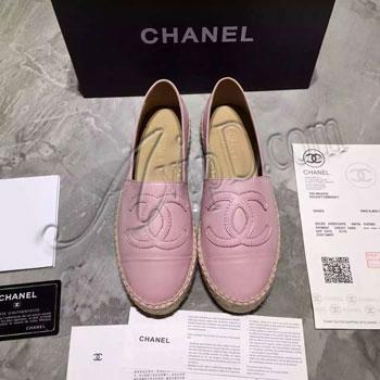 outlet store 05241 1c3d6 Platinum.AvipD.com: CHANEL-ESPADRILLES-WOMAN SHOES