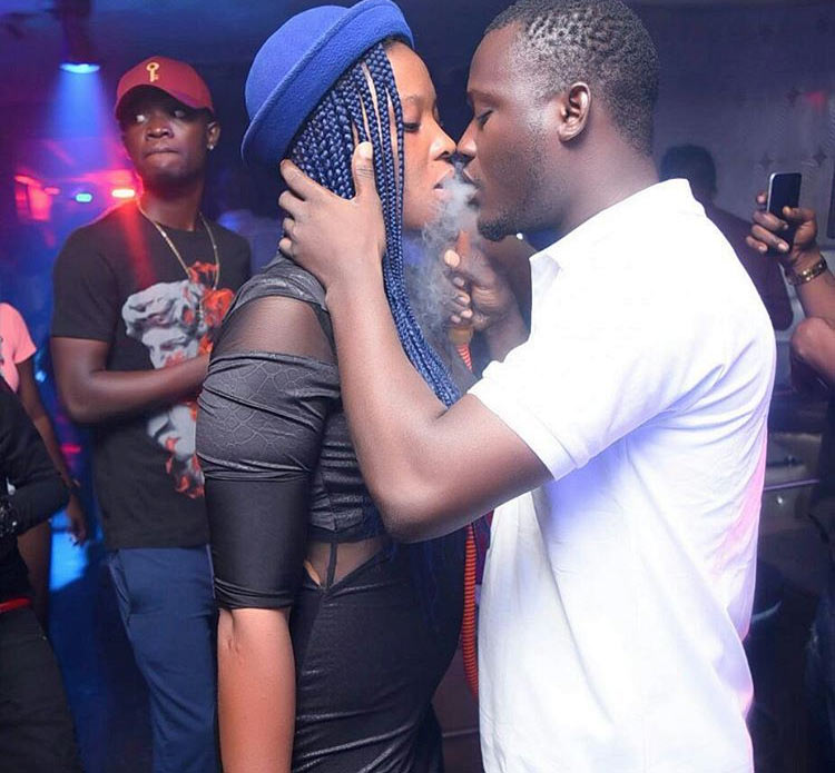 See what this couple are doing in Jorker Nightclub, Benin