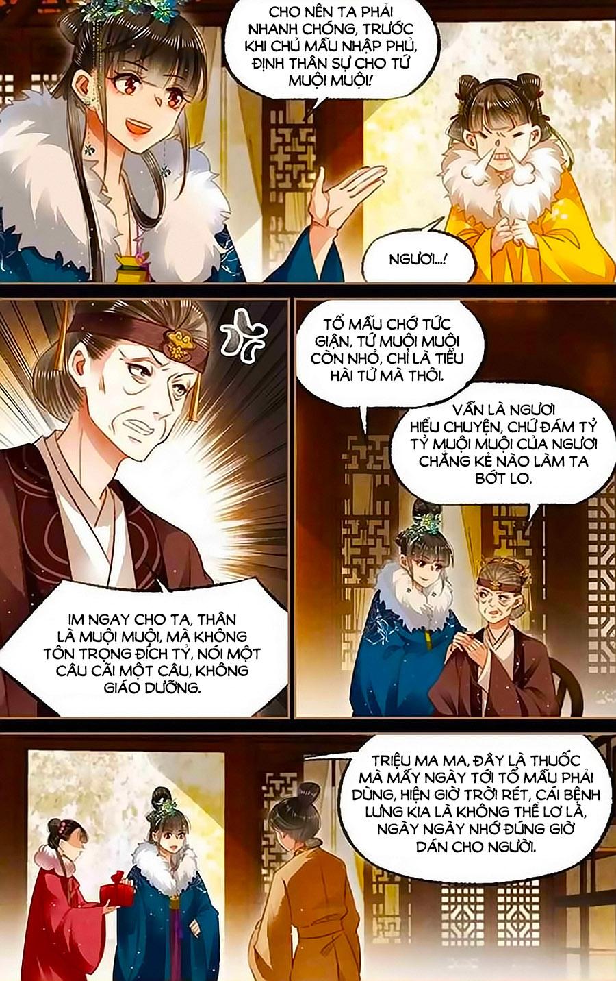 Thần Y Đích Nữ chap 115 - Trang 3