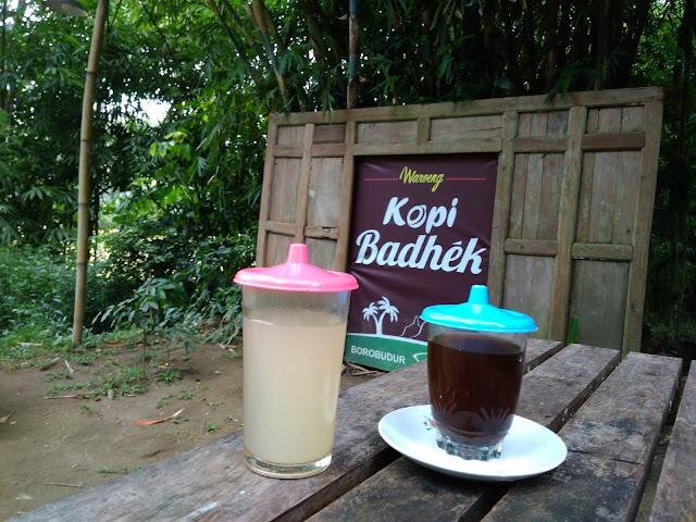 Kopi dan Badhek